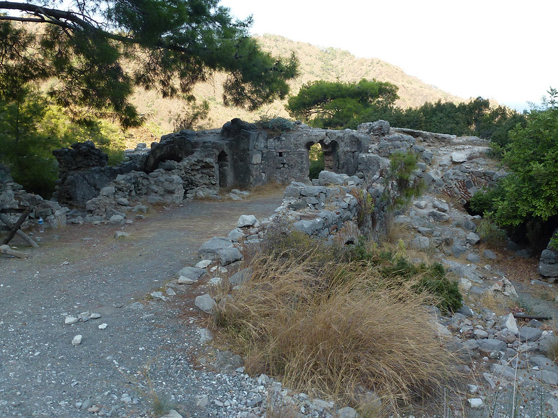 Turquie - jour 17 - Route de Patara à Antalya et Mont Chimère - 35
