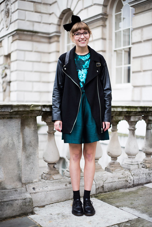 Street Style - Toni Caroline, London Fashion Week