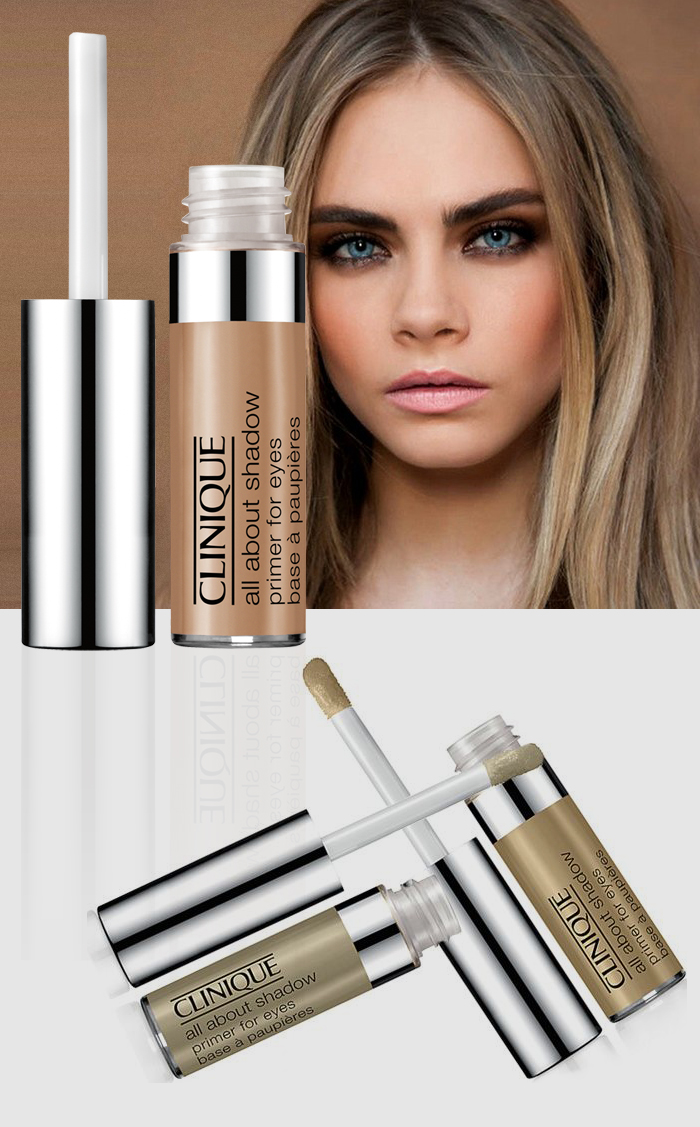 barbara crespo beauty report all about shadow clinique make up beautips