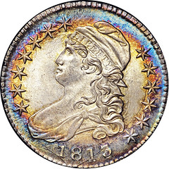 1813 Capped Bust Half obverse