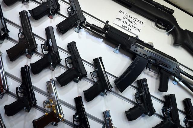 Pistolas en Estambul