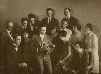 Colégio Batista faculty, Porto Alegre, Brazil, 1927