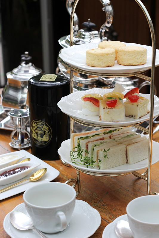 Lusso High Tea