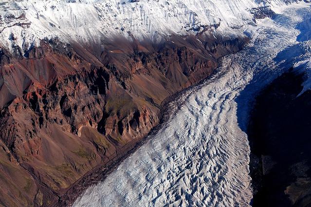 Parque nacional y reserva Wrangell-San Elías. Alaska. Estados Unidos.