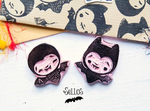 Sellos murciélagos