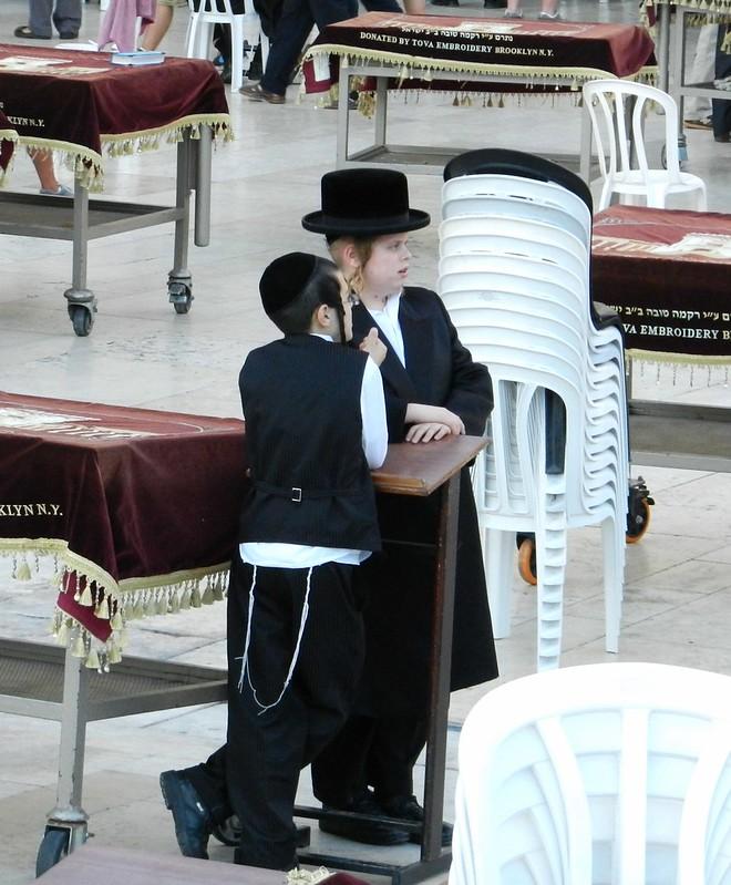 В шаббат в Иерусалиме, Израиль
