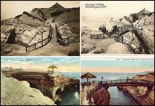 sunset cliffs 20th Century
