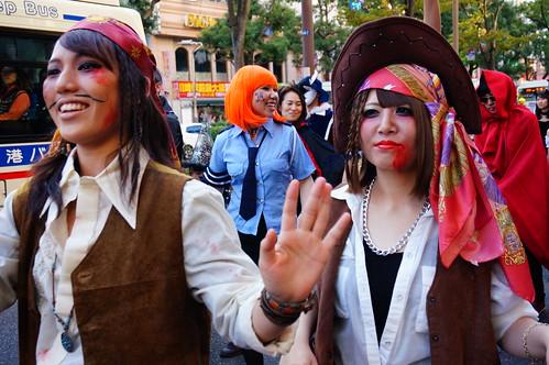 Kawasaki Halloween Parade 2013 133