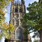 2013 - 11 - 07 - EOS 600D - St Giles Parish Church - Wrexham - 024