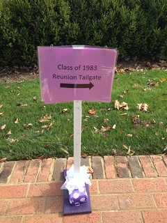 Class of 1983 Sign