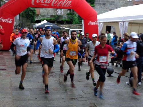 Saída Maratón Serra da Groba 021113