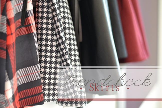Trendcheck Skirts (1)