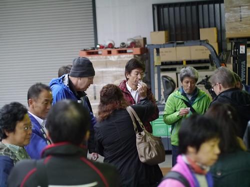 火の鳥プレゼンツ 田村酒造 蔵見学