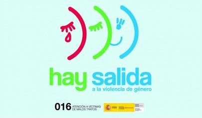 Hay Salida a la violencia de género