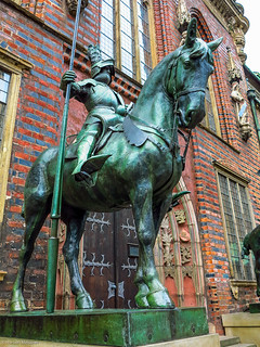 Town Hall Guard, Bremen, Germany