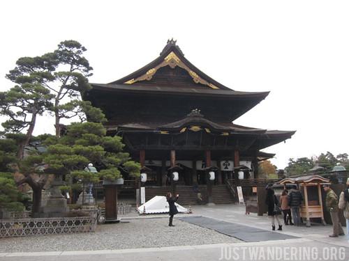 Zenko-ji, Nagano
