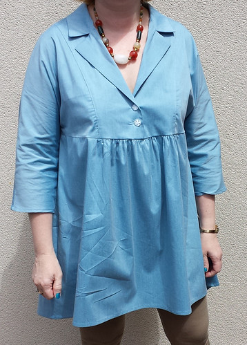Liesl + Co Late Lunch Tunic