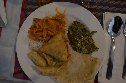 Guru's Nepal restaurant, Montrose, CO