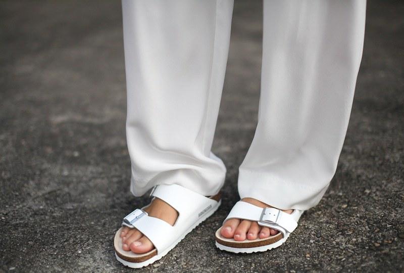 416a440480ab ... modern legacy fashion style blogger australia sass bide wide leg silk  pants faddoul label top zara