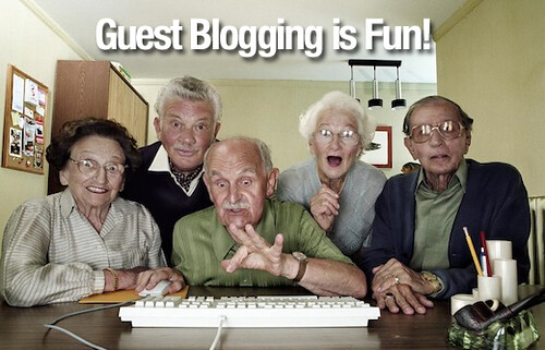 Advantages of guest blogging