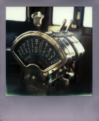 Queen Mary Engine Controls