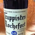 ベルギービール大好き!!ロッシュフォール10Rochefort 10 賞味期限2005年6月
