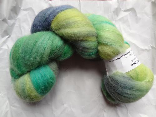 Fondant Fibres Falkland Silk