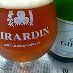 ベルギービール大好き!! ジラルダン・グーズ1882 Girardin Gueuze1882