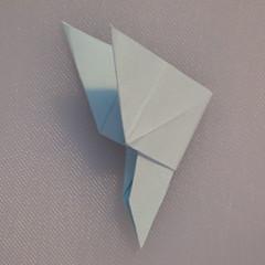 วิธีพับกระดาษเป็นรูปผีเสื้อ 015