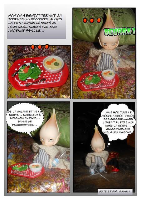 Un oignon à Noël partie 4