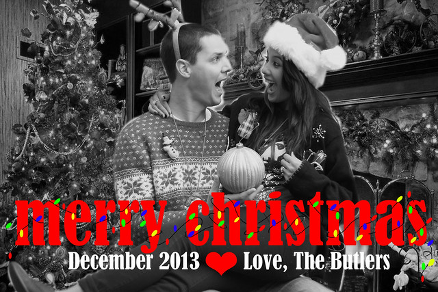 BW_ButlerChristmasCard2013_RedWhiteFontLIGHTS02