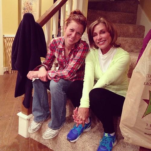 Mom & Laura