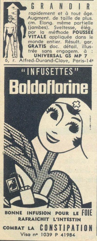 Paris Match, Nº 820, 26 Dezembro 1964 - 25a