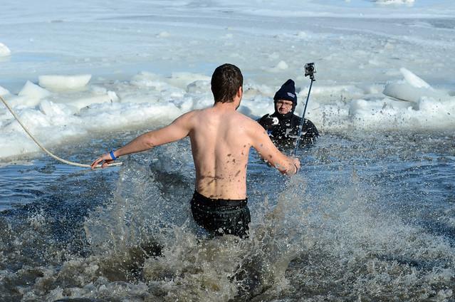 Polar Bear Dip 9