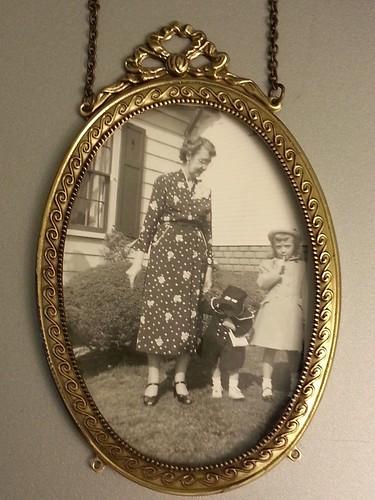 Nana and her nana