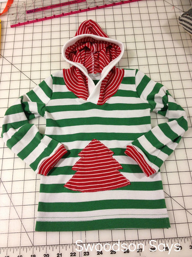Upcycled Hoodie