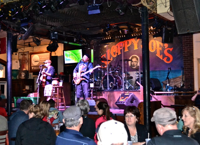 Key West, Florida- Sloppy Joe's - live music