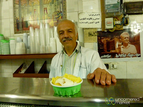 Iran ice cream