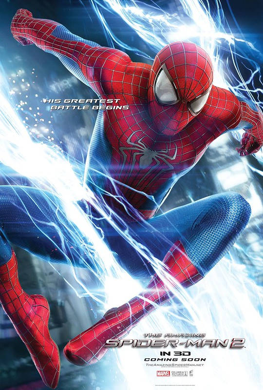 The Amazing Spider-Man - Poster 1
