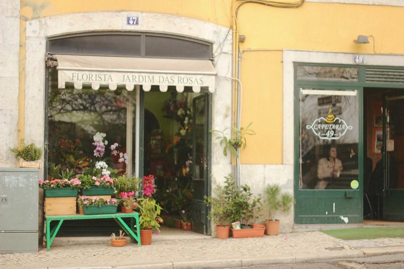 flower shop lisbon