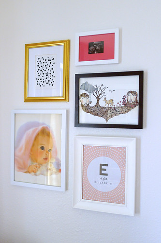 Nursery Art Wall