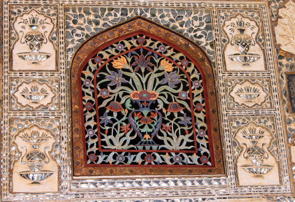Mirrors - Amer Fort