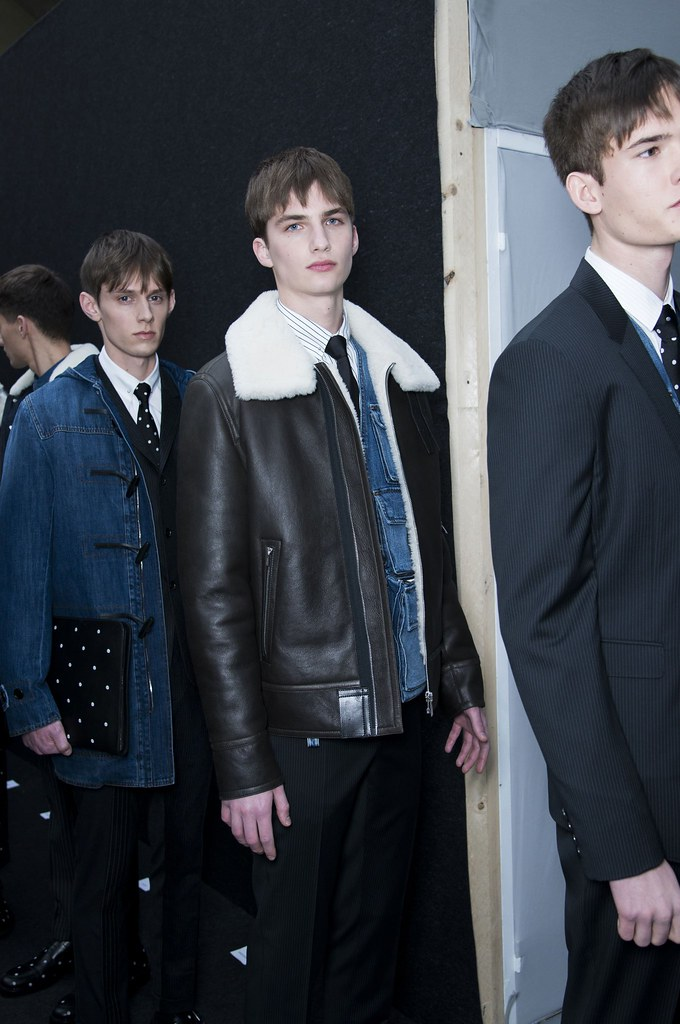 FW14 Paris Dior Homme261_Blake Sugarman, Jan Purski, Felix Riess(fashionising.com)