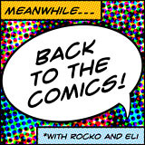 Back to the Comics Podcast