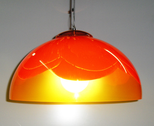 Lámpara Colgante Acrílico by Ludica Iluminacion