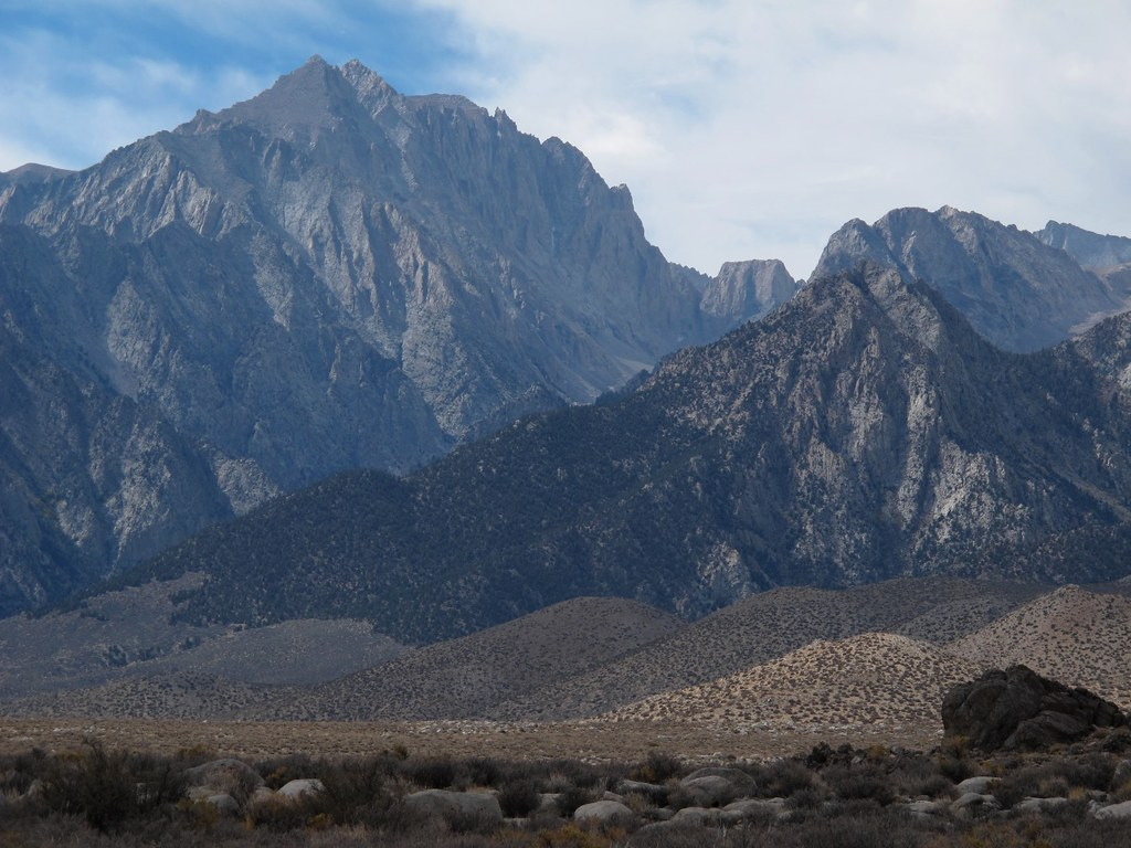 Elevation of onion valley california usa topographic for Sierra valley