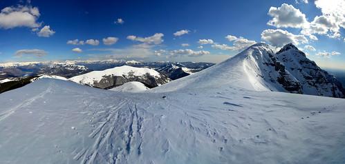 schnee snow neve neige scialpinismo lombardia skitouring lombardy lario generoso lombardie prealpi montegeneroso lombardei intelvi valdintelvi prealpilombarde prealpicomasche
