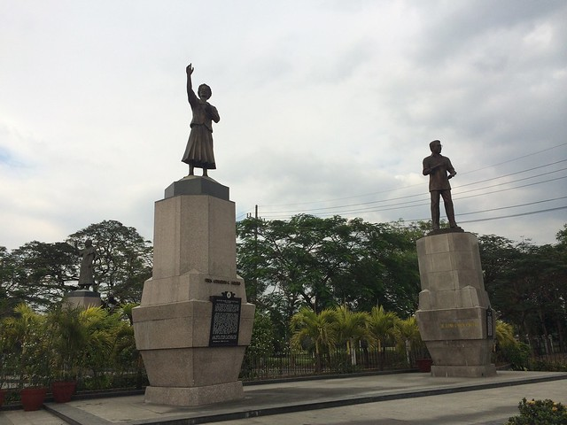 Cory Aquino Memorial Shrine and Ninoy Aquino Monument