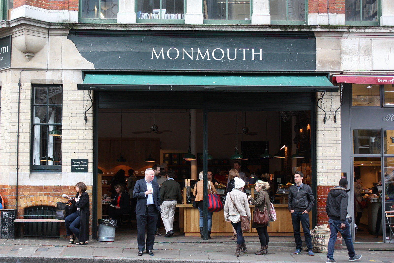 Monmouth London
