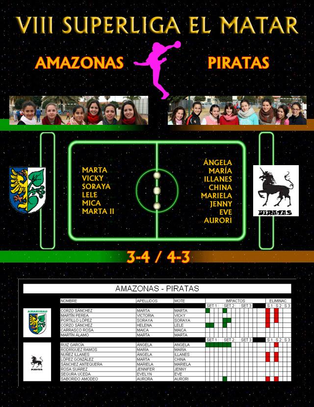 J06. AMAZONAS - PIRATAS